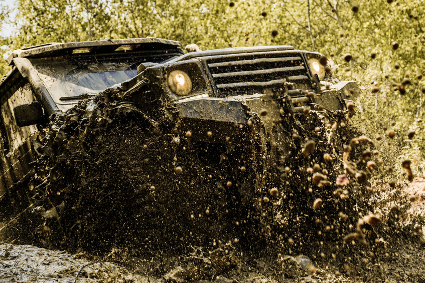 Can You Get Insurance for Your Mud Bog Event?